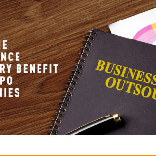 Business Processing Outsourcing Book - Banner Image for How The Insurance Industry Benefit From BPO Companies Blog