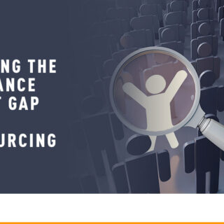 Outsourcing - Banner Image for Bridging the Insurance Talent Gap with Outsourcing Blog
