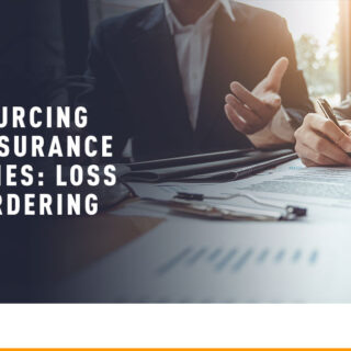 Employees on Meeting - Banner Image for Outsourcing For Insurance Agencies: Loss Run Ordering Blog