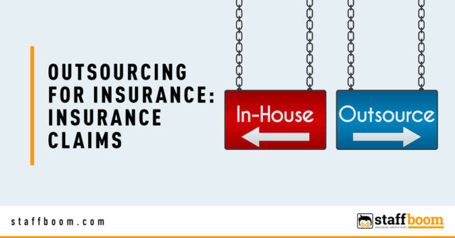 InHouse & Outsourcing - Banner Image for Outsourcing for Insurance Insurance Claims Blog